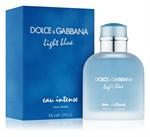 D& G Light Blue Eau Intense Pour Homme
