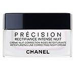 Chanel Precision Rectifiance Intense Nuit Line Correcting Night Cream