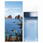 D& G Light Blue Love in Capri